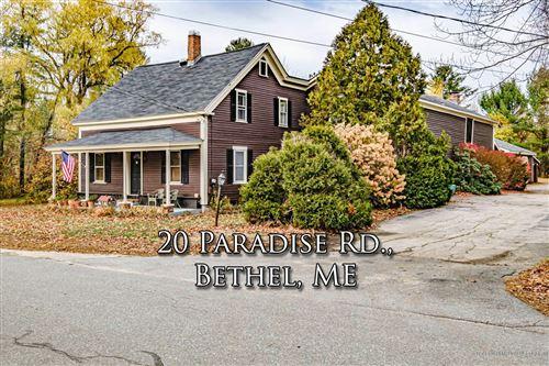 Photo of 20 Paradise Road, Bethel, ME 04217 (MLS # 1475153)