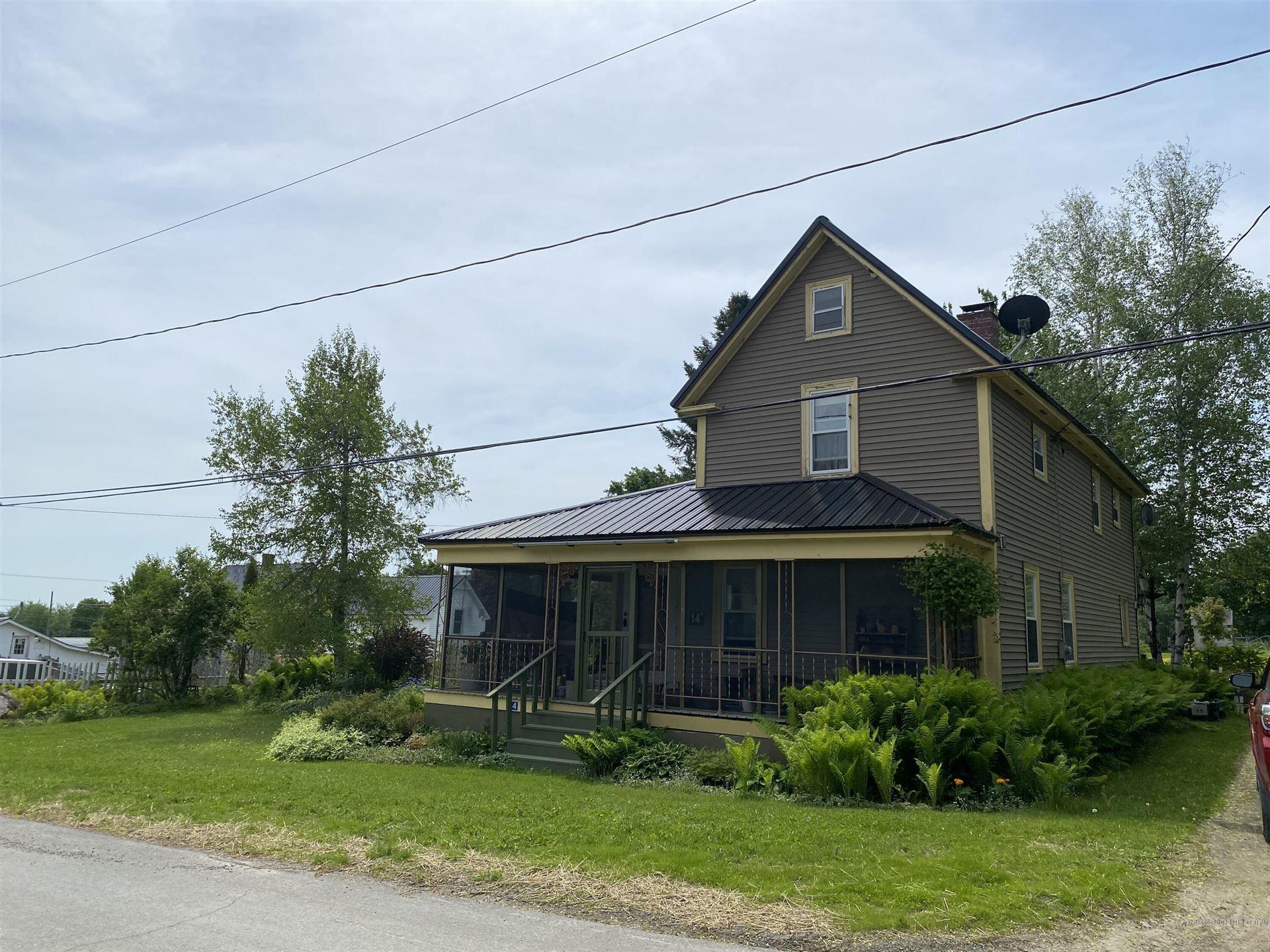 Photo of 14 Cherry Hill Street, Monticello, ME 04760 (MLS # 1495155)