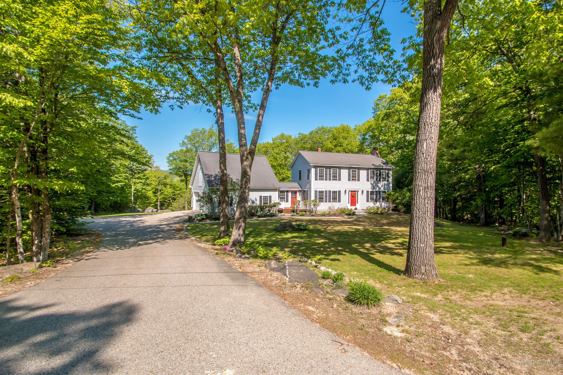 Photo of 19 Oak Ridge Street, Fryeburg, ME 04037 (MLS # 1454158)