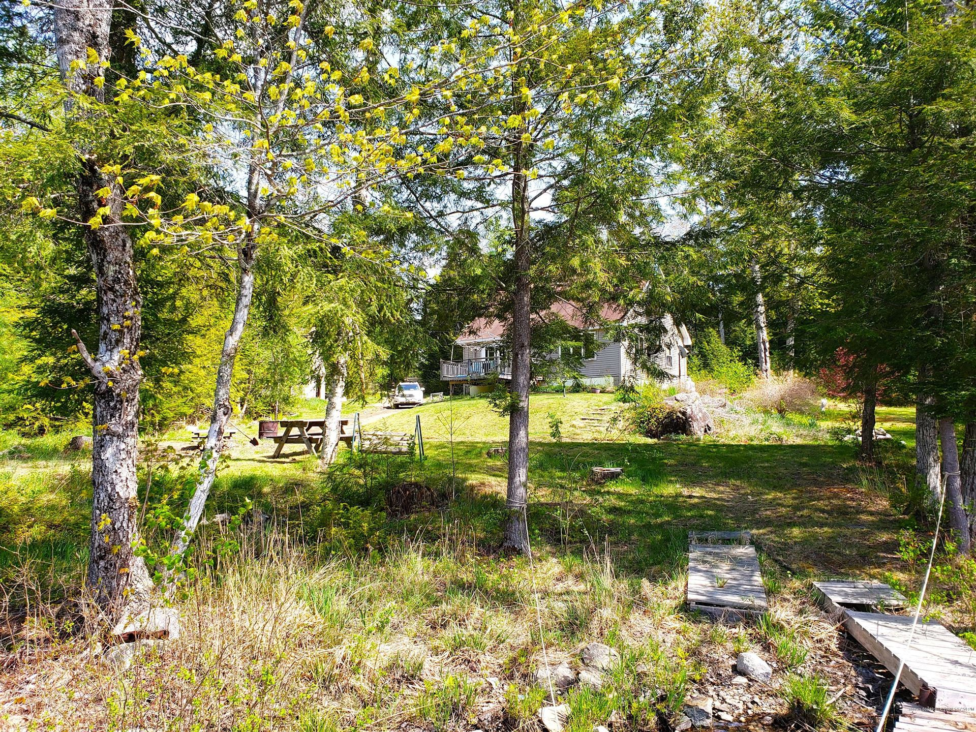 Photo of 59 Christmas Cove Road, Crawford, ME 04694 (MLS # 1454160)