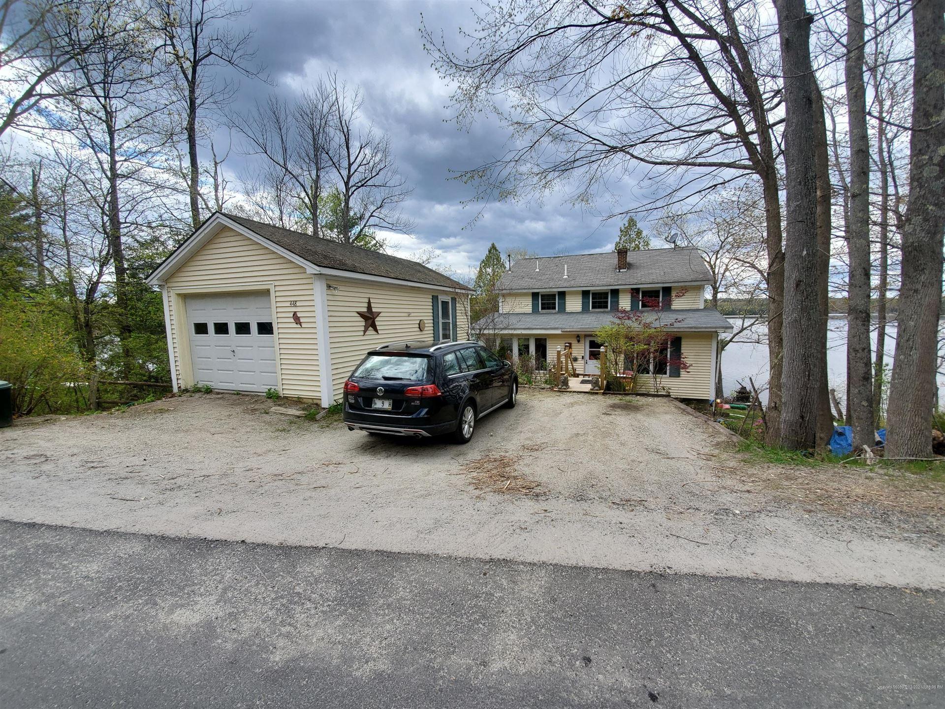 Photo of 448 Memorial Drive, Winthrop, ME 04364 (MLS # 1491160)