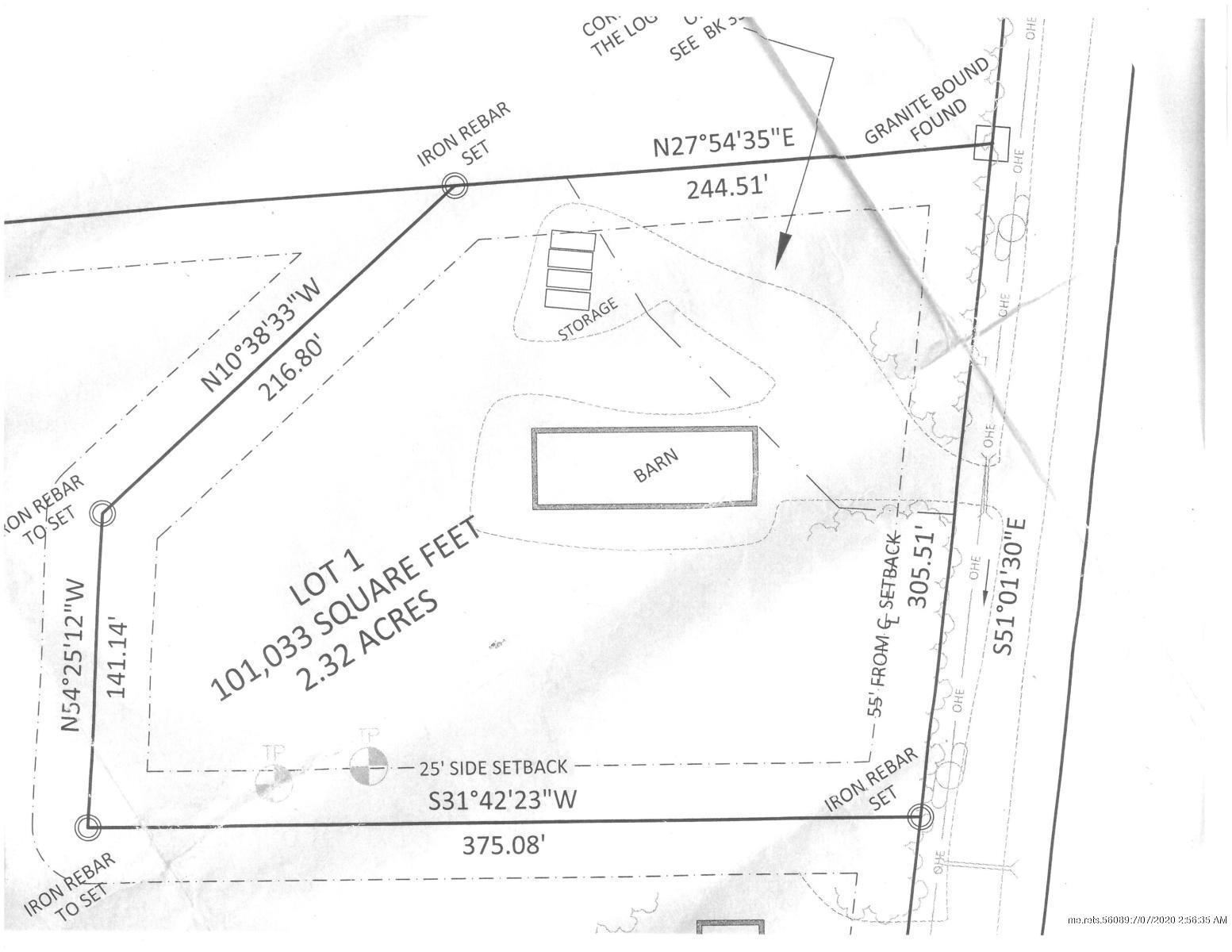 Photo of R13/50A-1 Center Conway Road, Brownfield, ME 04010 (MLS # 1459167)