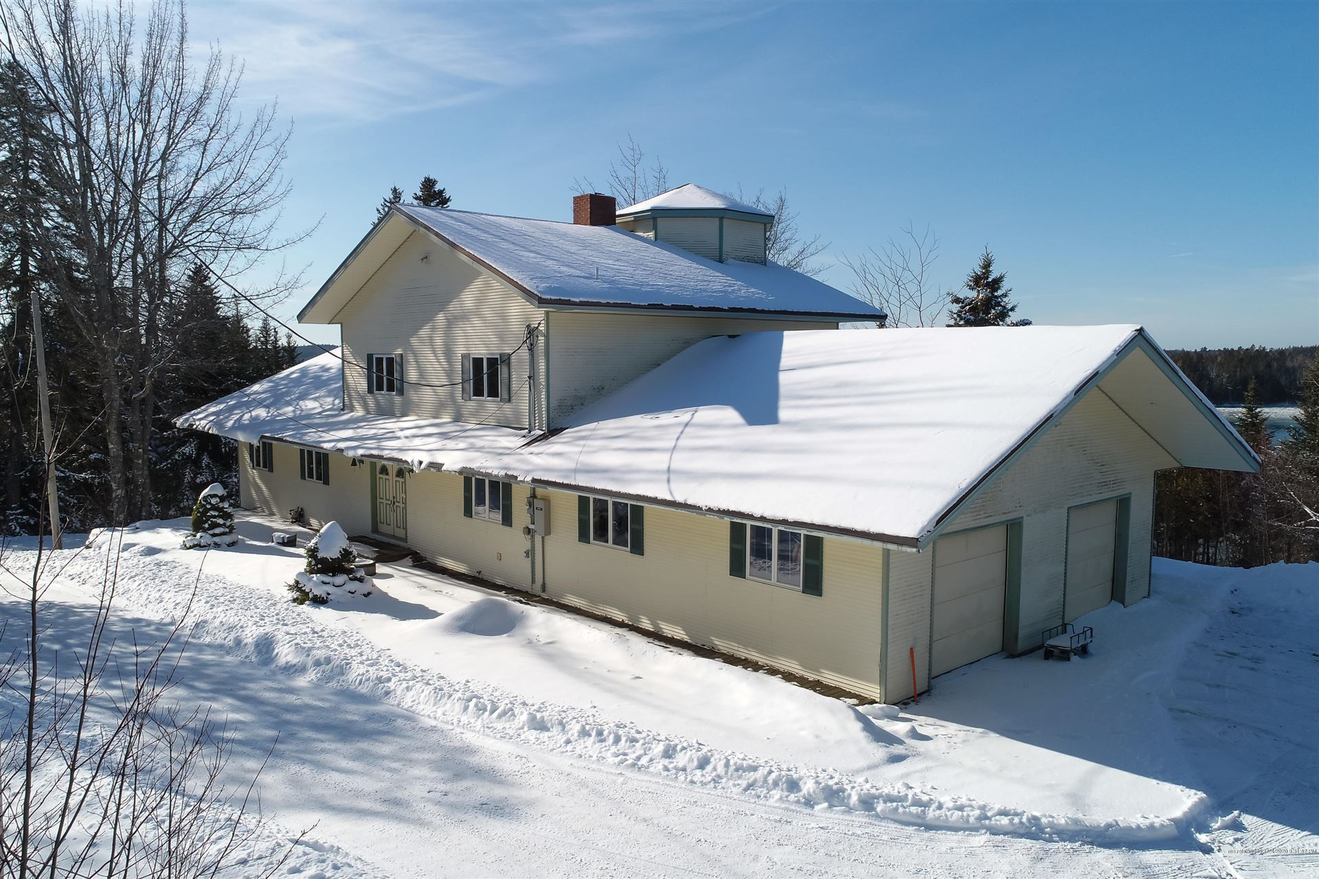 Photo of 508 Cannon Hill Road, Perry, ME 04667 (MLS # 1443175)