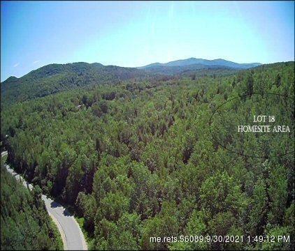Photo of Lot 18 Outlook Road, Rustic Outlook, Woodstock, ME 04219 (MLS # 1496182)