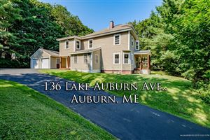 Photo of 136 Lake Auburn Avenue, Auburn, ME 04210 (MLS # 1430192)