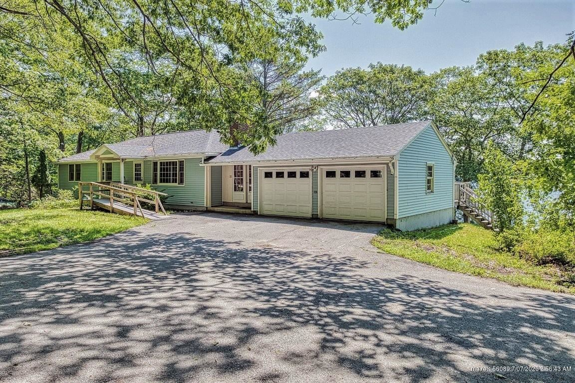 Photo of 22 Barn Road, Boothbay, ME 04537 (MLS # 1459192)