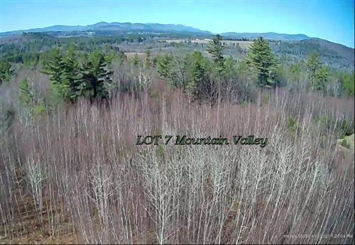 Photo of Lot #7 Mountain Valley Road, Bethel, ME 04217 (MLS # 1480198)