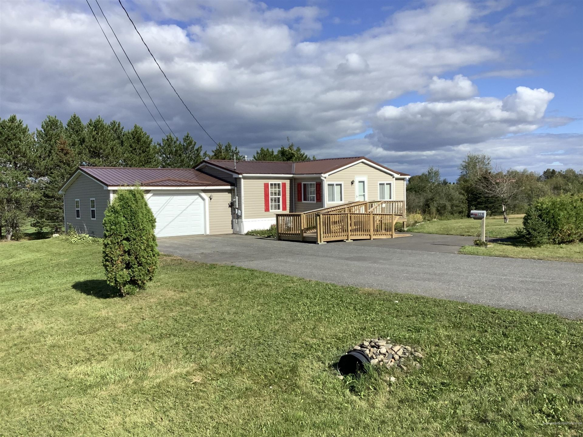 Photo of 775 Sweden Street, Caribou, ME 04736 (MLS # 1509201)
