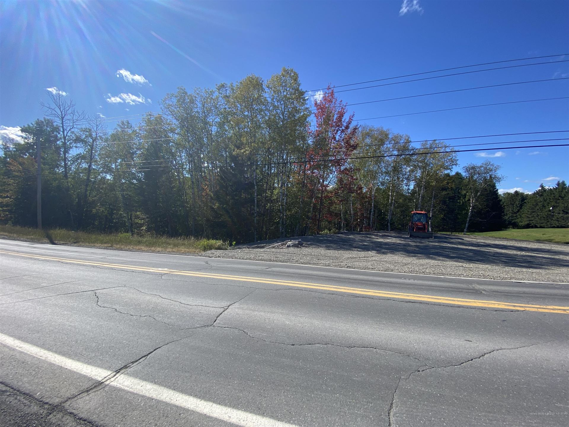 Photo of Map11Lot3 US Rt 1, Frenchville, ME 04745 (MLS # 1510210)