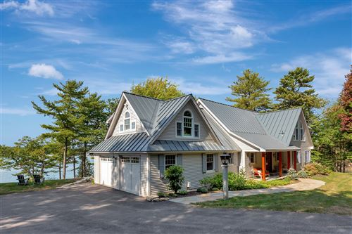 Photo of 93 Abbott Cove Road, West Bath, ME 04530 (MLS # 1474234)