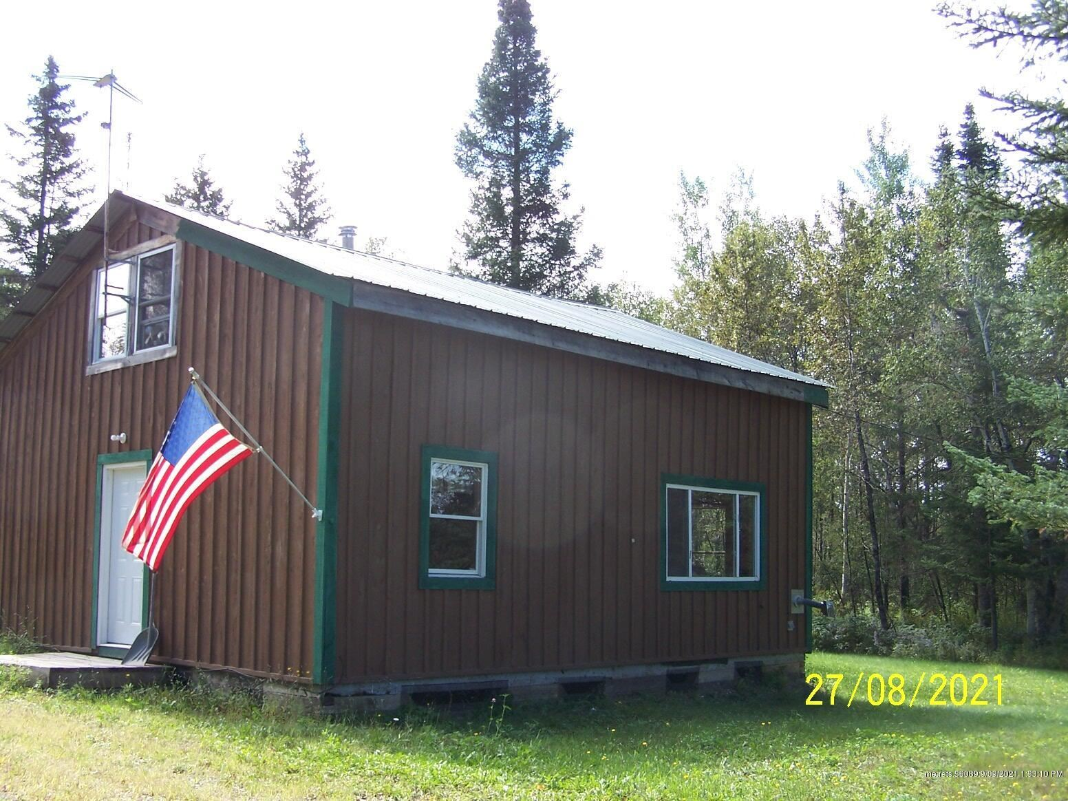 Photo of 763 Wrightville Road, Ashland, ME 04732 (MLS # 1508241)