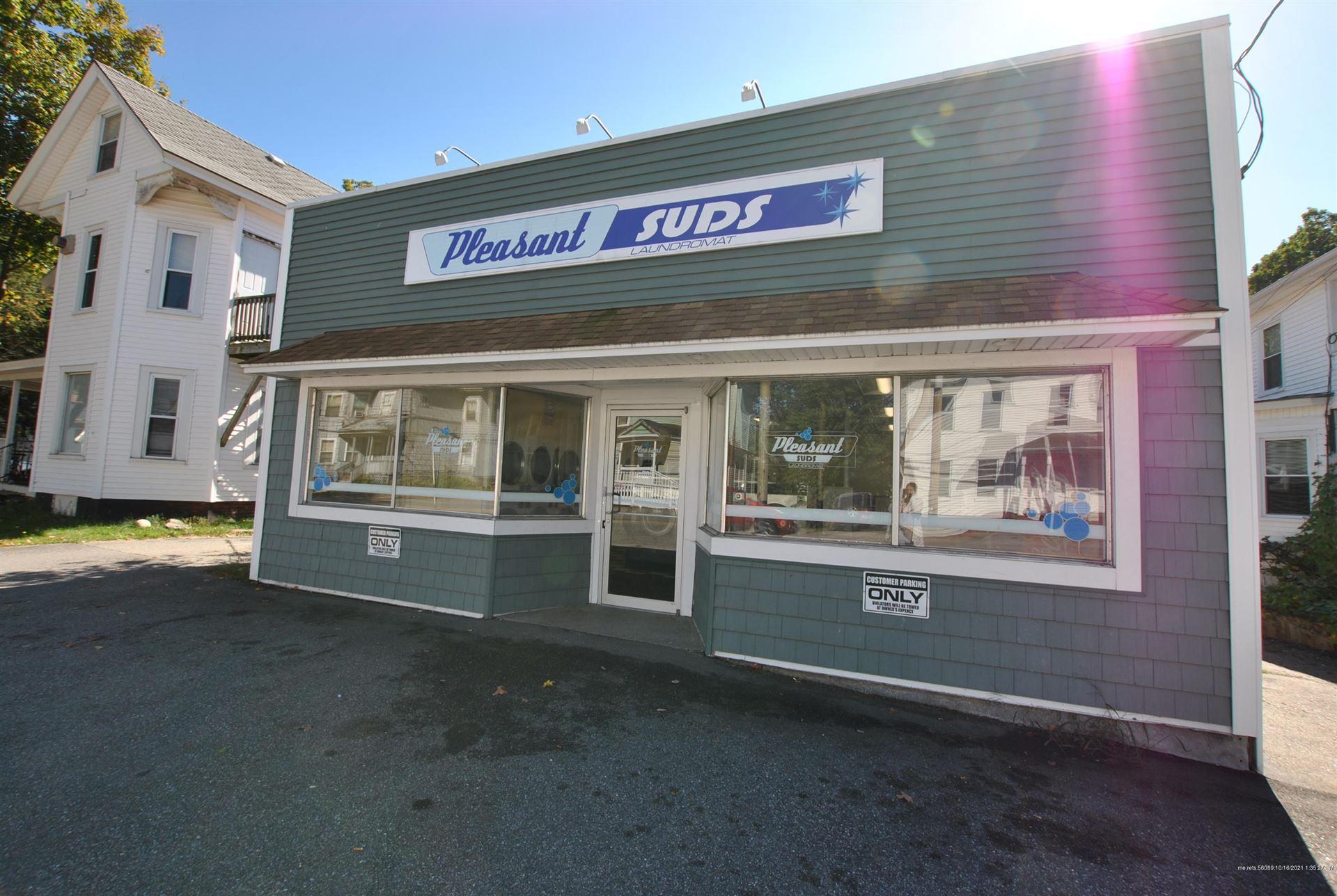 Photo of 53 Pleasant Street, Sanford, ME 04083 (MLS # 1512242)
