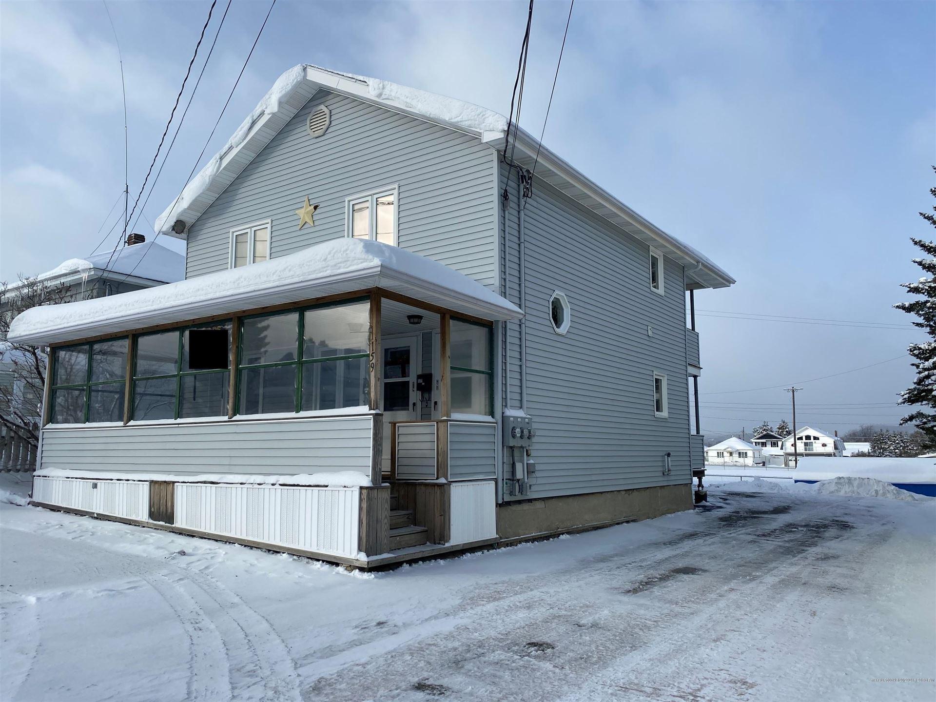 Photo of 159 Pleasant Avenue, Madawaska, ME 04756 (MLS # 1478244)
