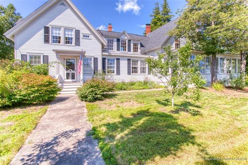 Photo of 4 Meadow Cove Road, Boothbay, ME 04544 (MLS # 1503251)