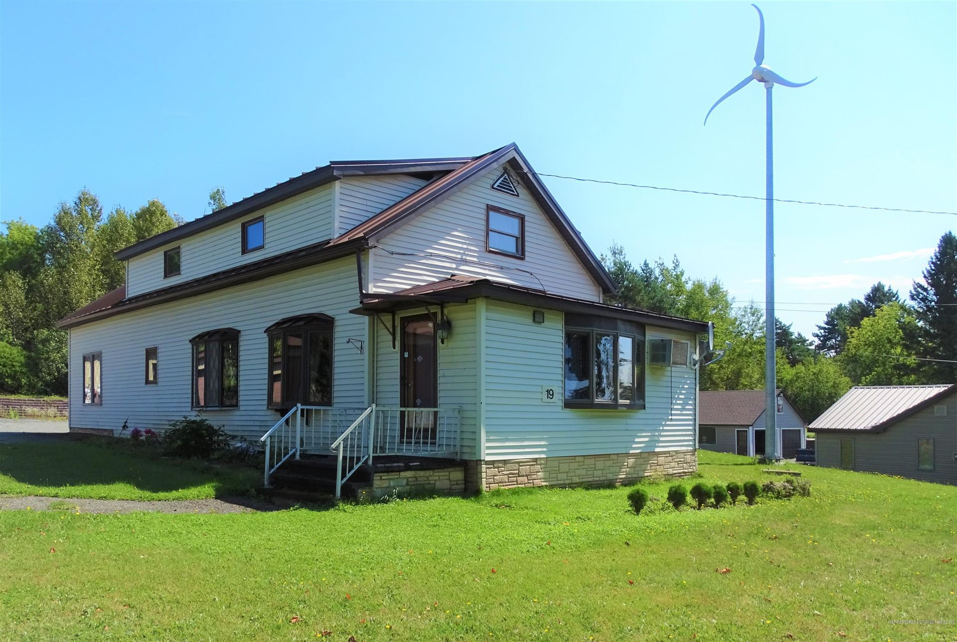 Photo of 19 Caribou Road, Presque Isle, ME 04769 (MLS # 1467257)