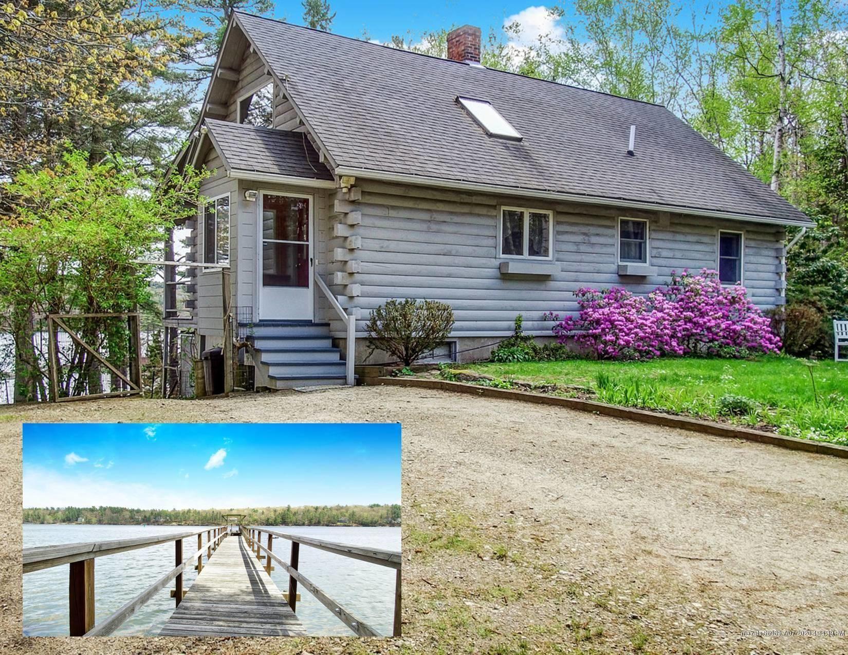 Photo of 157 End Road, Westport Island, ME 04578 (MLS # 1459259)