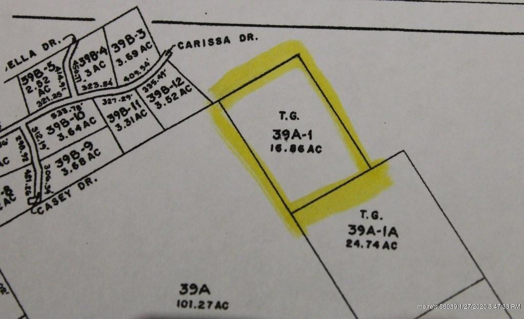 Photo of Lot 39A-1 0 Hio Ridge Road, Bridgton, ME 04009 (MLS # 1443269)
