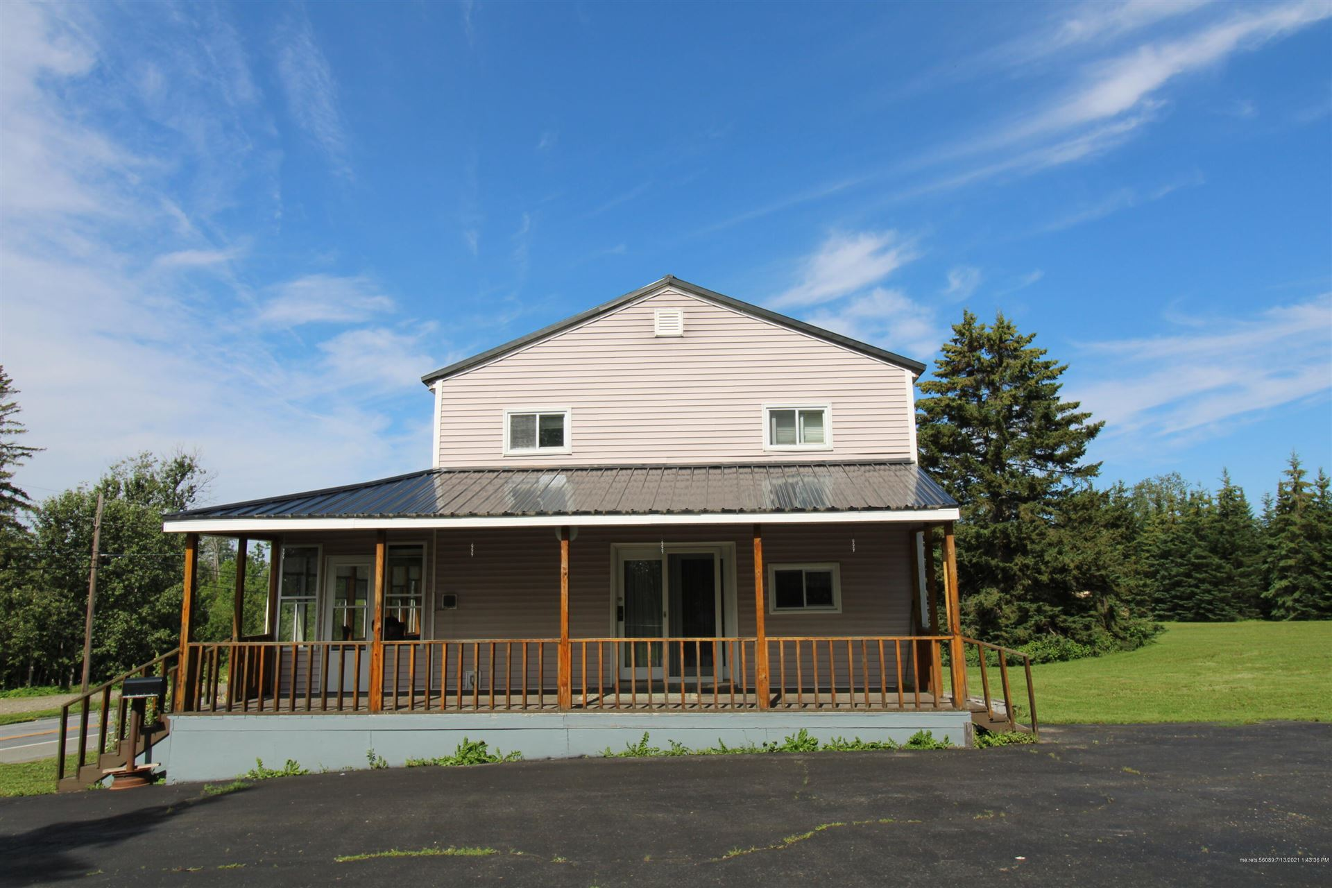 Photo of 79 Woodland Road, Caribou, ME 04736 (MLS # 1500297)