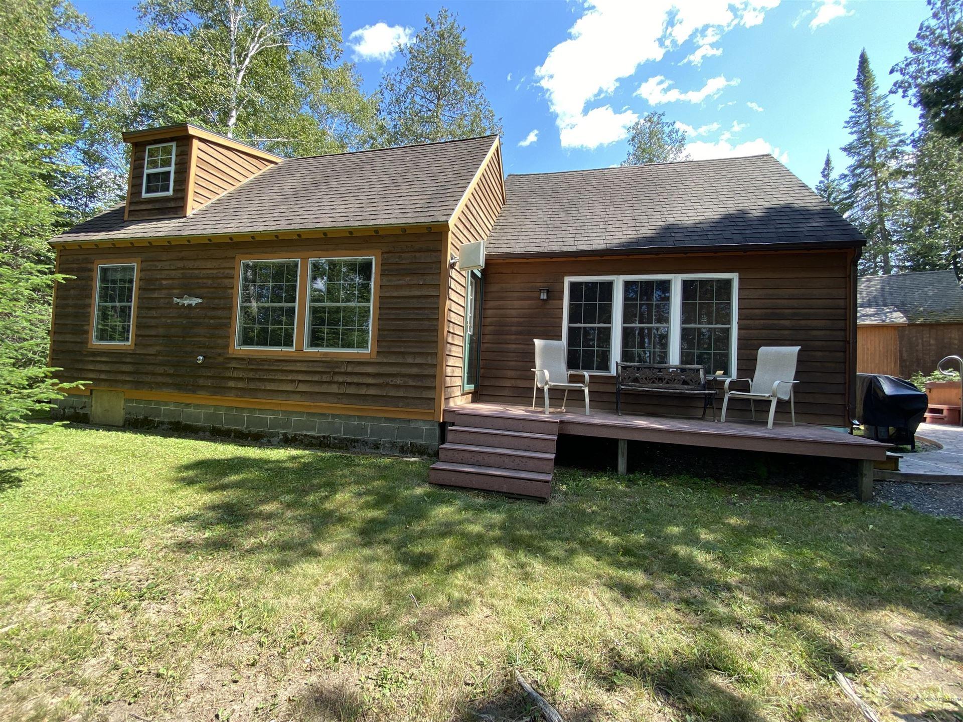 Photo of 451 Little Madawaska Lake Road, Westmanland, ME 04783 (MLS # 1502301)