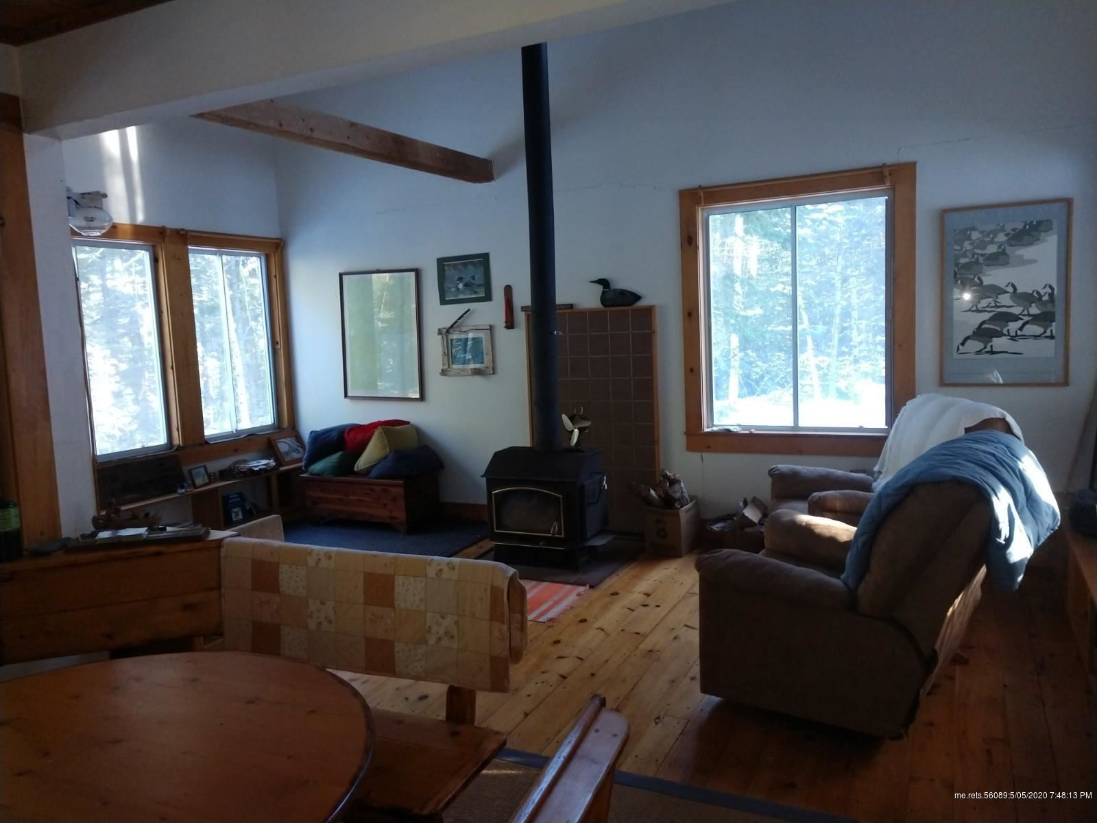 Photo of 628 Red Pine Road, Lakeville, ME 04487 (MLS # 1443302)