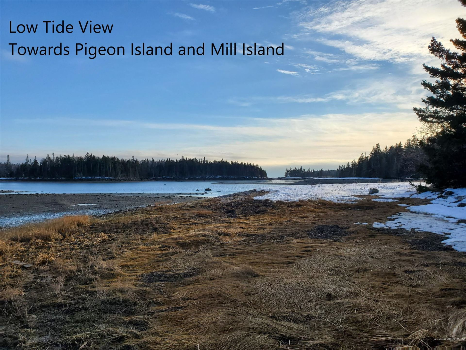 Photo of Lot 13-3 Dunham Point Road, Deer Isle, ME 04627 (MLS # 1443306)