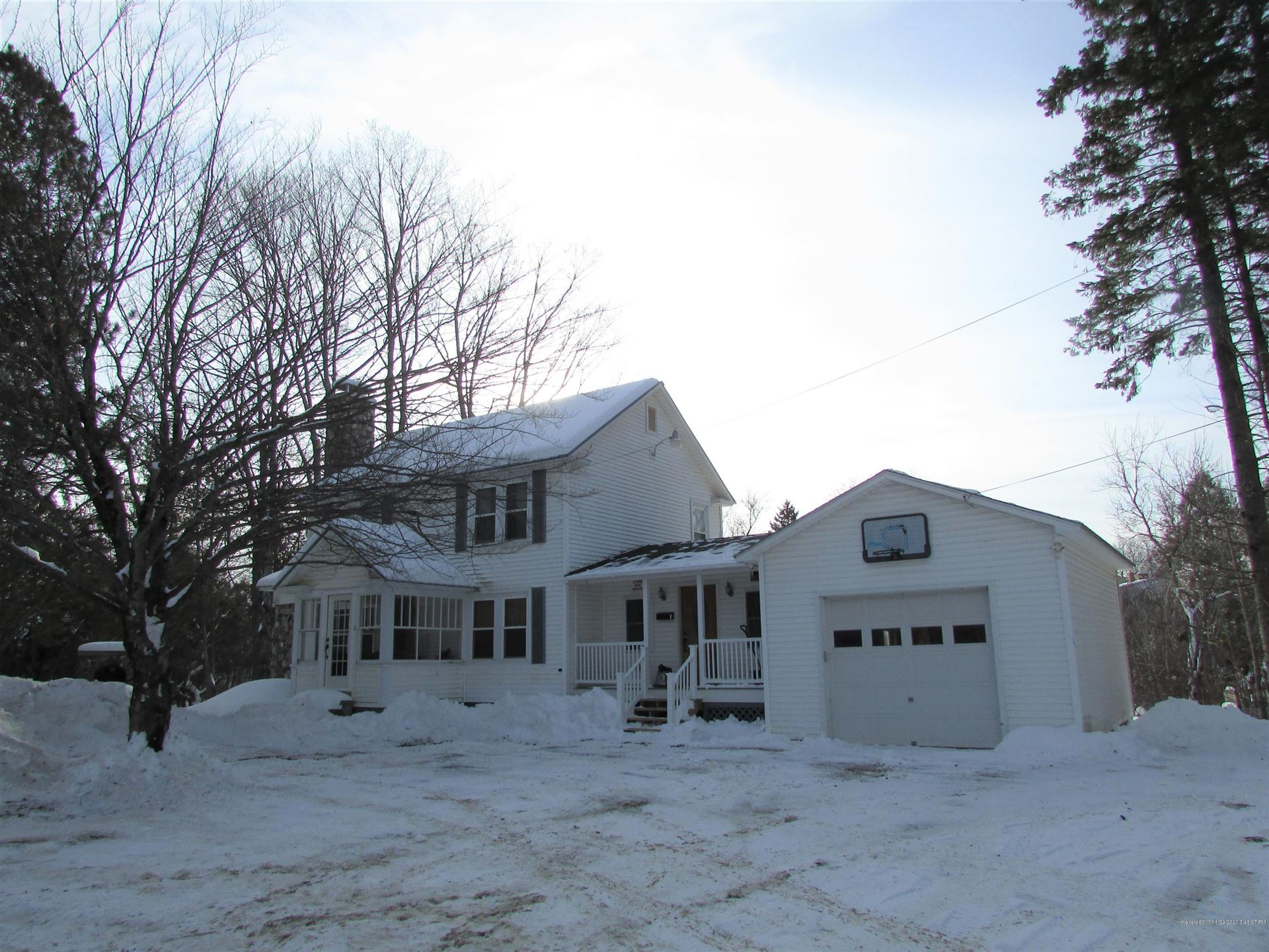 Photo of 10 Brook Street, Houlton, ME 04730 (MLS # 1443309)