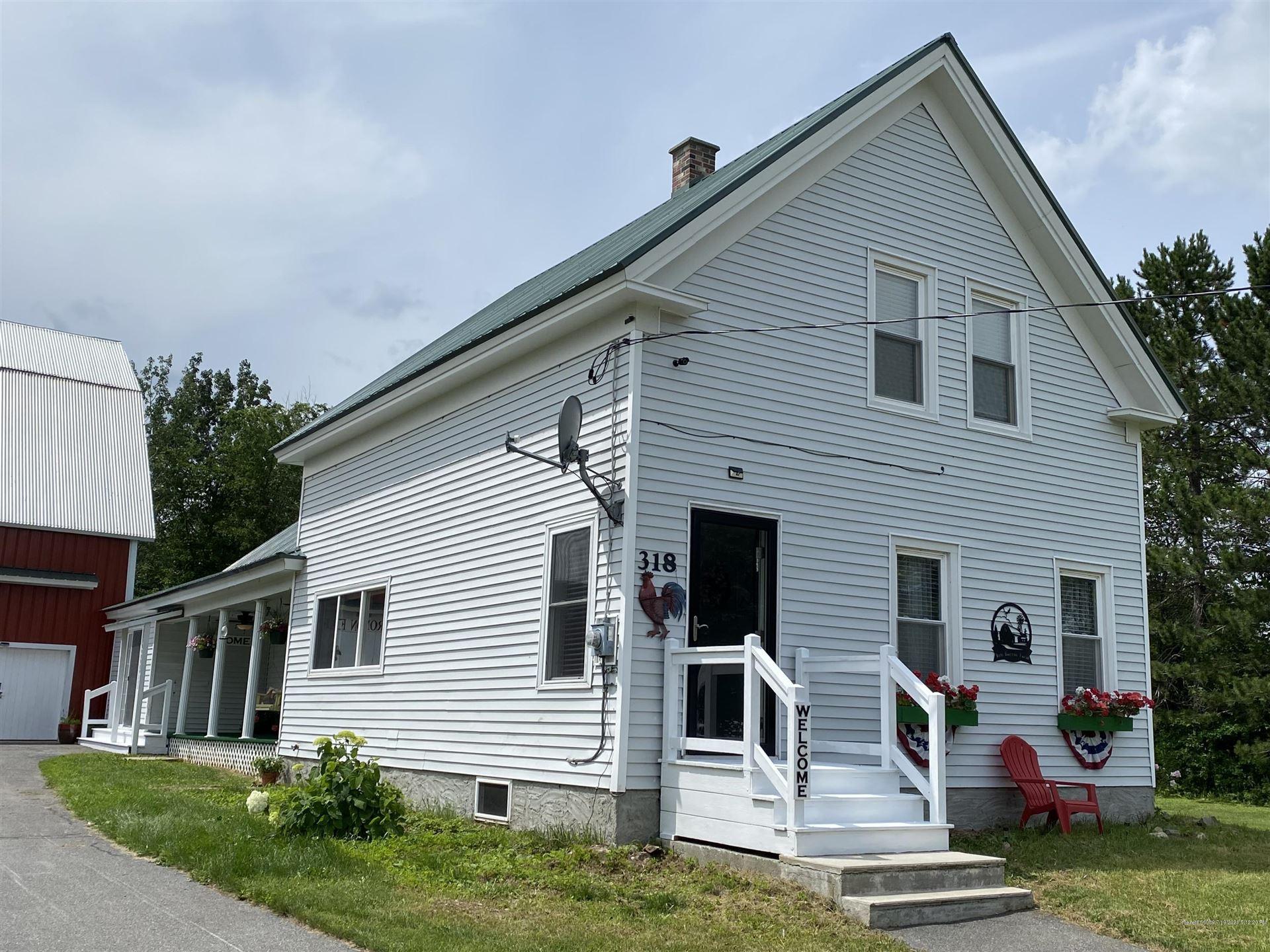 Photo of 318 Turner Road, Castle Hill, ME 04757 (MLS # 1501313)