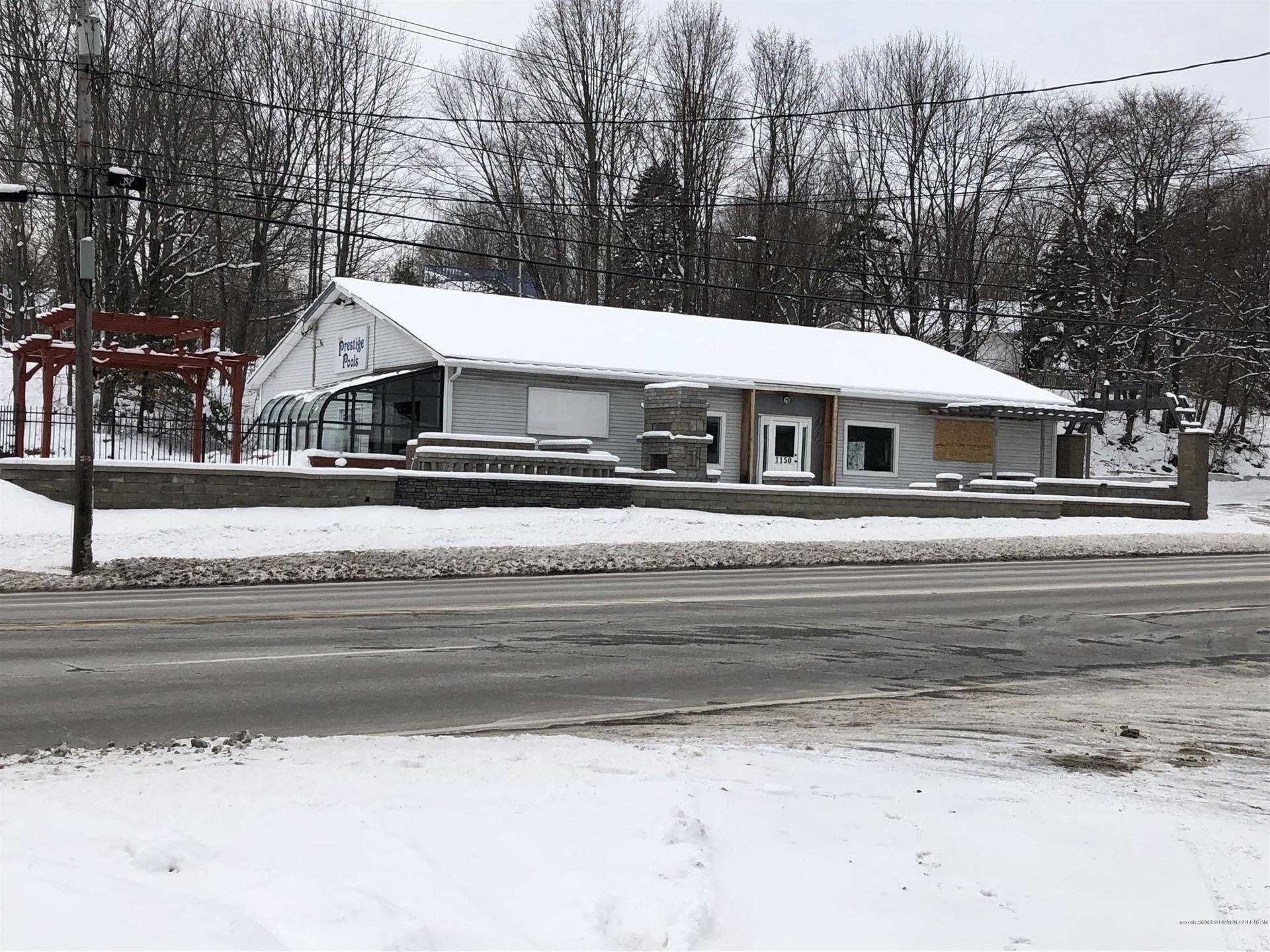 Photo of 1150 Center Street, Auburn, ME 04210 (MLS # 1444315)