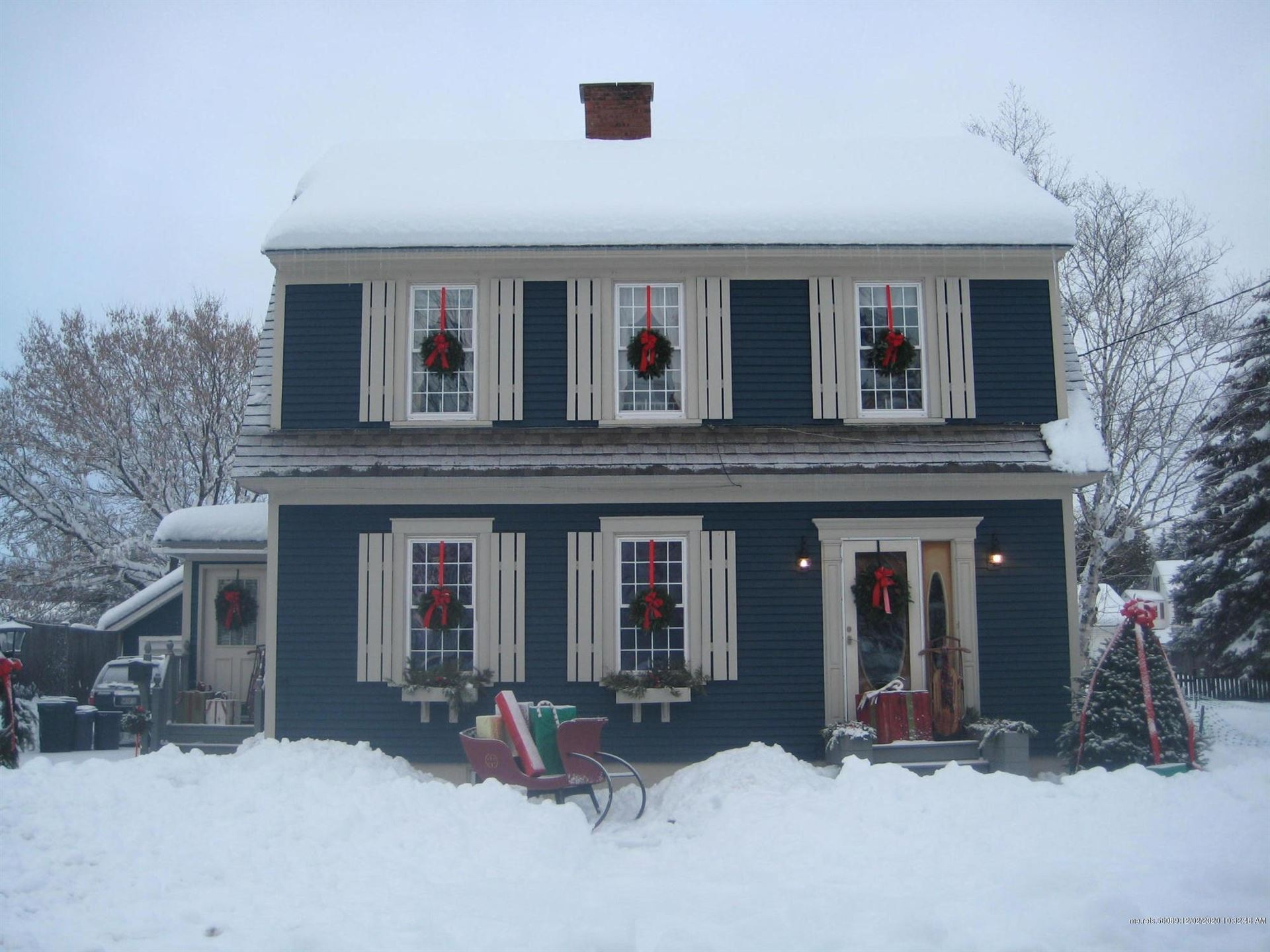 Photo of 24 Page Avenue, Caribou, ME 04736 (MLS # 1477316)
