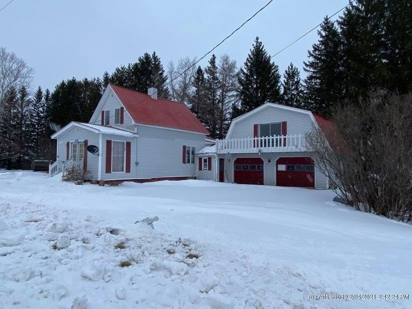 Photo of 419 Libby Road, Caswell, ME 04750 (MLS # 1481320)