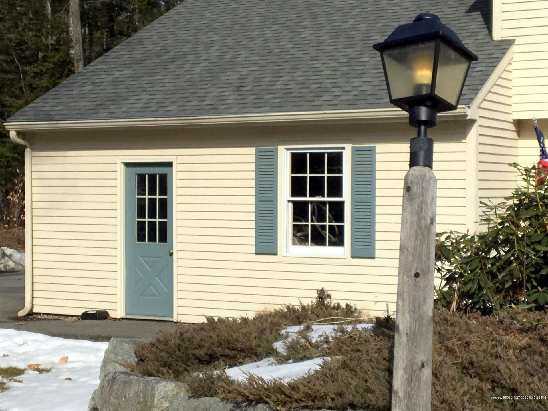 Photo of 324 Evergreen Drive #324, Waterville, ME 04901 (MLS # 1443324)