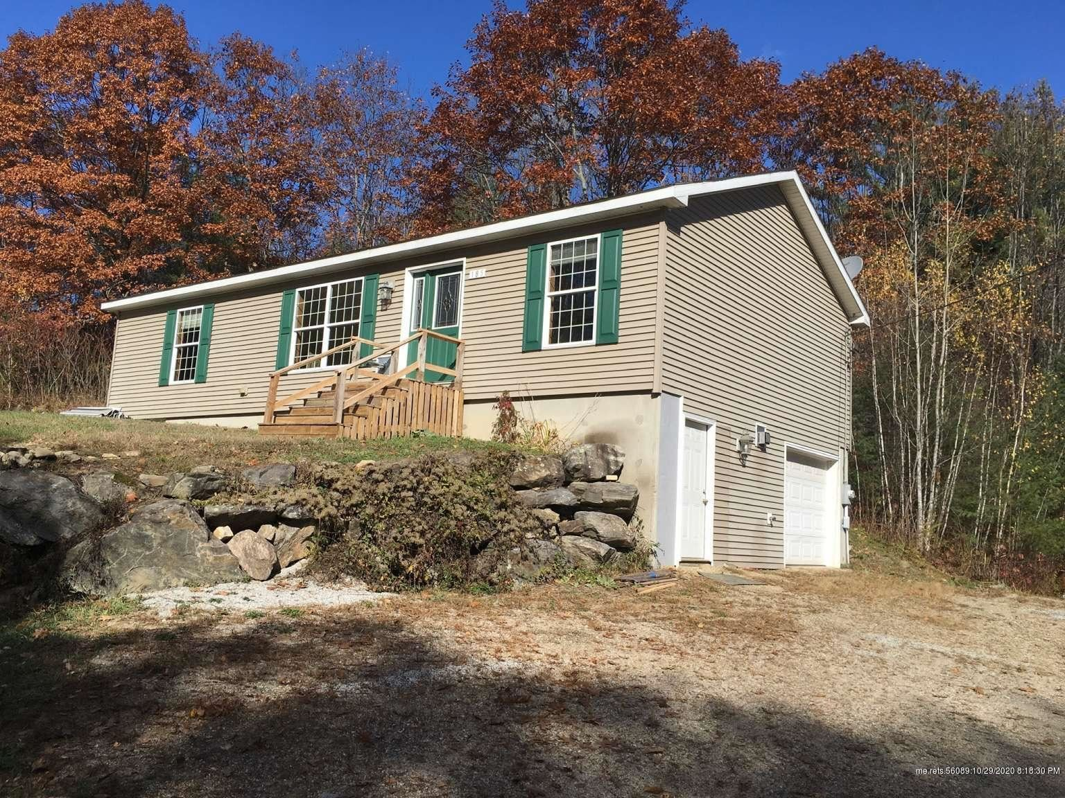 Photo of 185 Spring Road, Newfield, ME 04095 (MLS # 1474324)