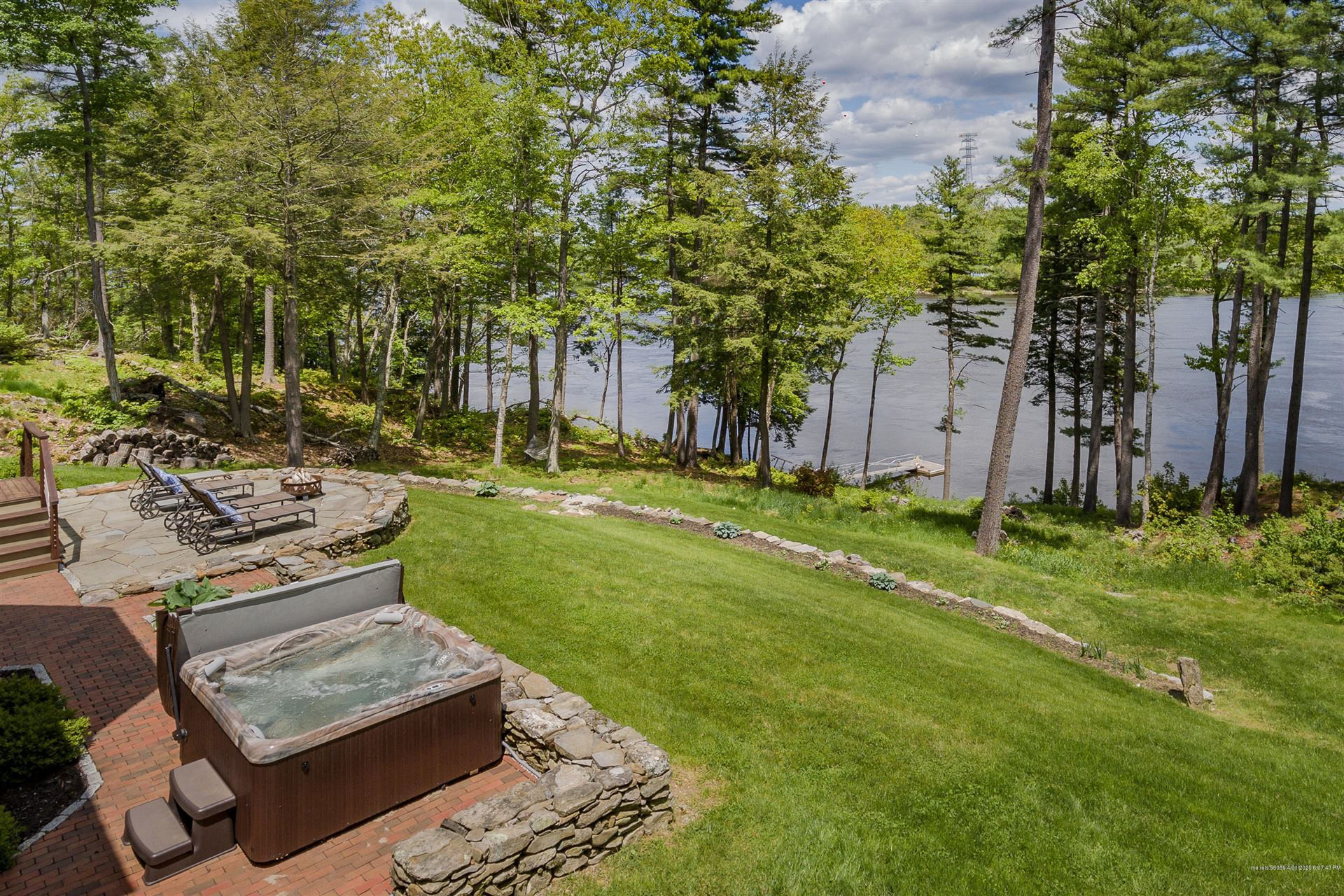 Photo of 51 West Chops Point Road, Bath, ME 04530 (MLS # 1443328)