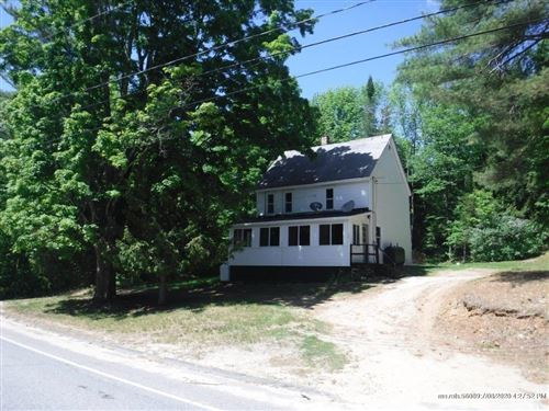 Photo of 58 East Dixfield Road, Dixfield, ME 04224 (MLS # 1358339)