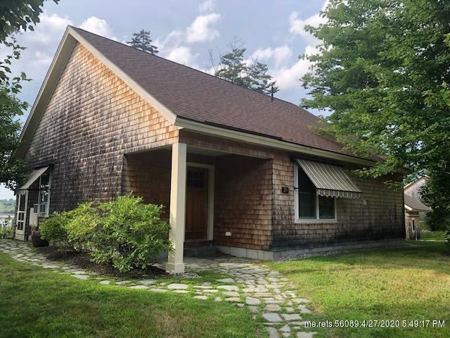 Photo of 25 Island Way #25, Edgecomb, ME 04556 (MLS # 1443347)