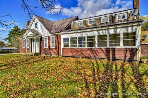 Photo of 1486 Pond Road, Mount Vernon, ME 04352 (MLS # 1438349)
