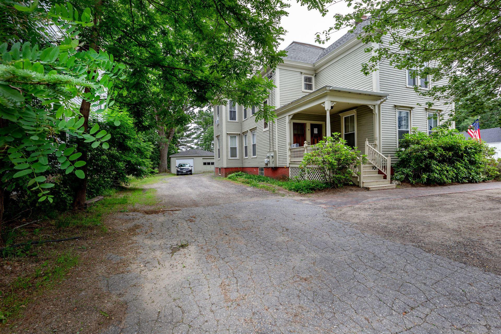 Photo of 93 Pleasant Street, Brunswick, ME 04011 (MLS # 1459355)