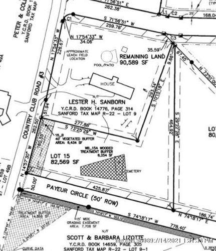 Photo of Lot 15 Payeur Circle, Sanford, ME 04073 (MLS # 1489359)