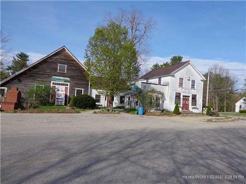 Photo of 3 & 7 Back Road, Shapleigh, ME 04076 (MLS # 1480361)