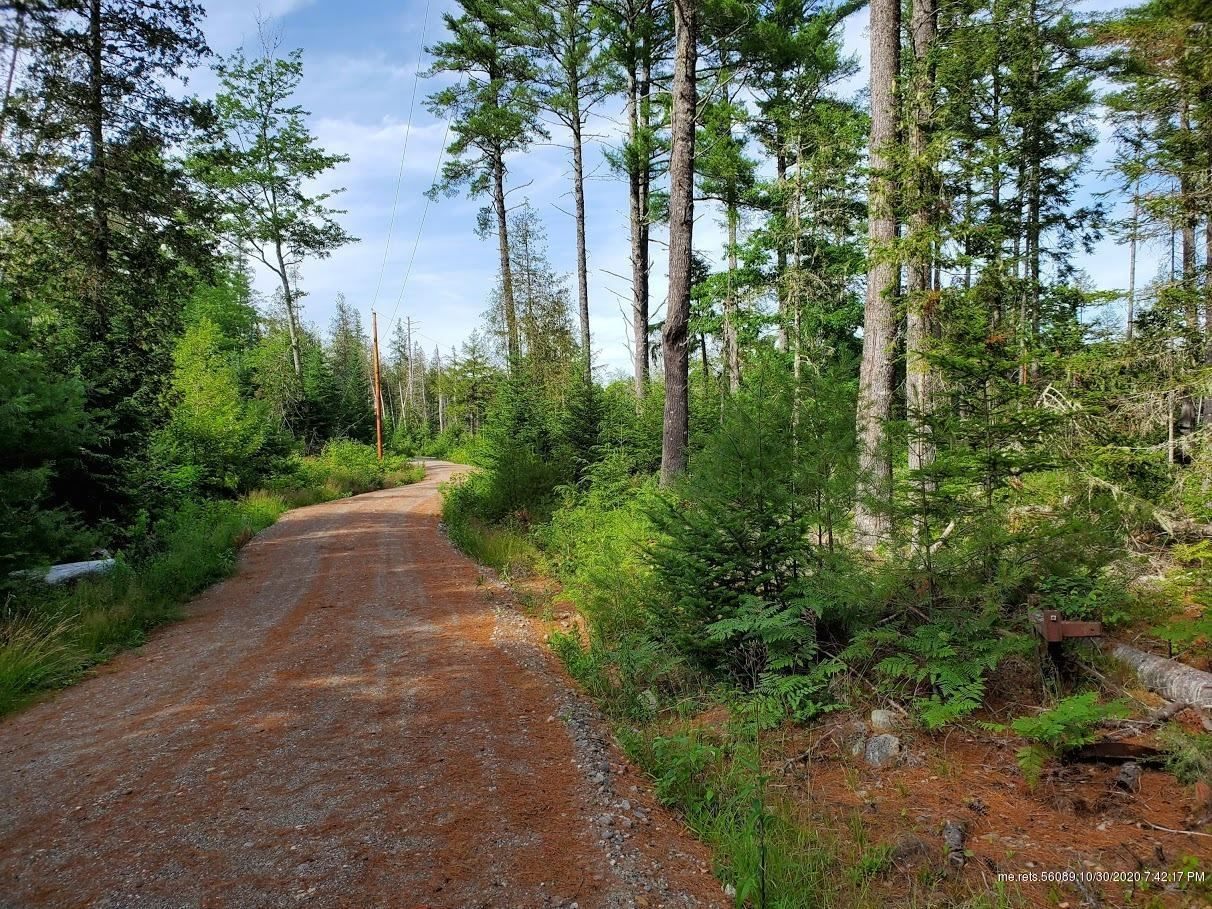 Photo of Lot 2 North Little Pond Road, Great Pond, ME 04408 (MLS # 1474361)
