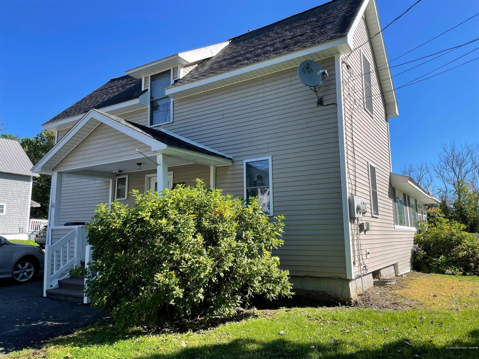 Photo of 11 Page Avenue, Caribou, ME 04736 (MLS # 1509365)