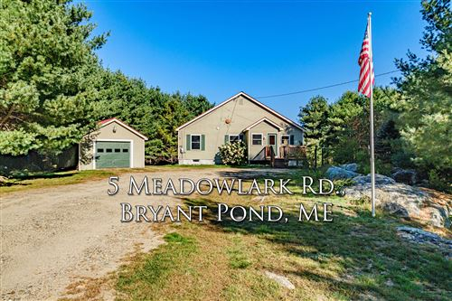 Photo of 5 Meadowlark Road, Woodstock, ME 04219 (MLS # 1509380)