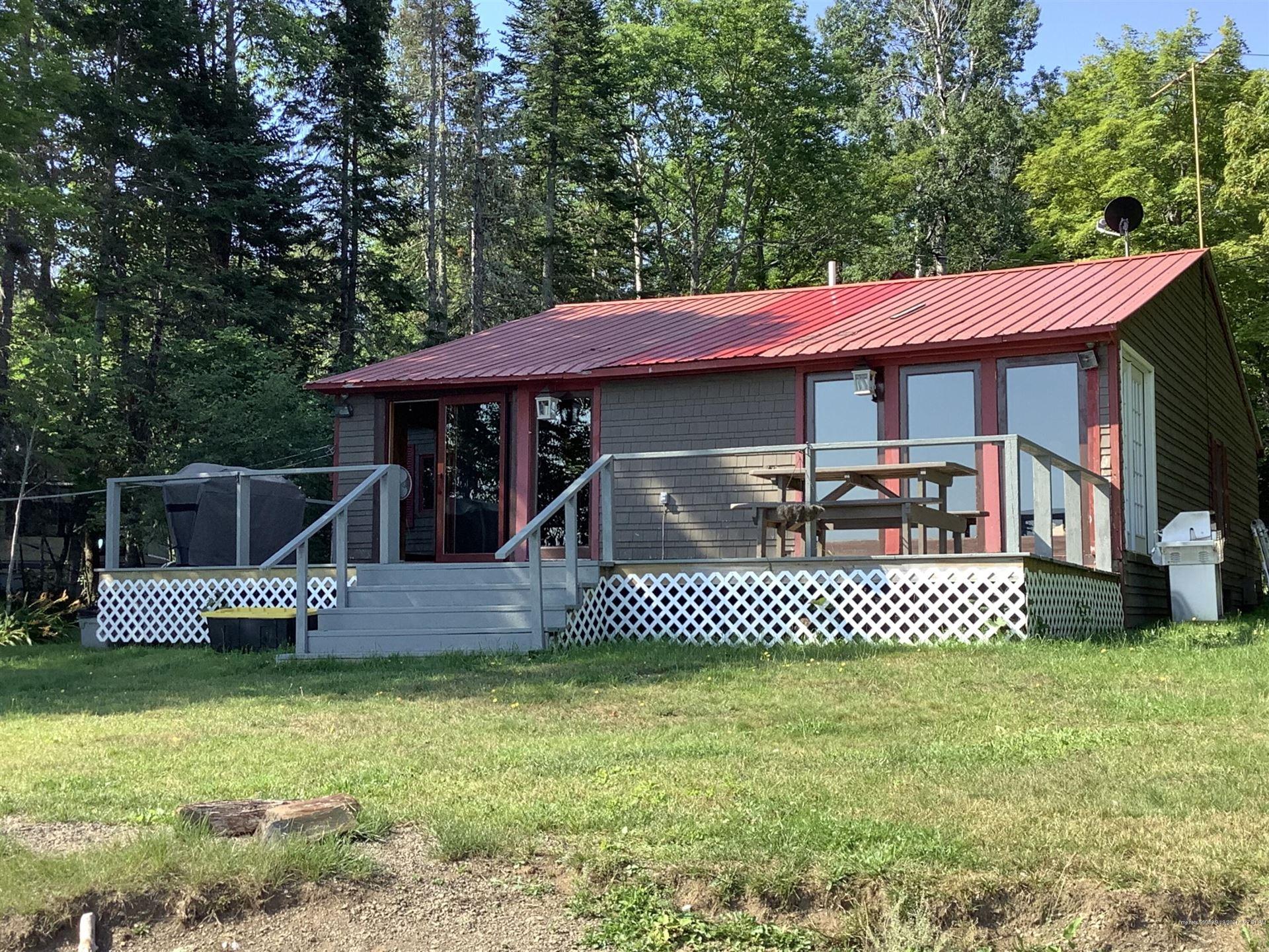 Photo of 384 W Road, Portage Lake, ME 04768 (MLS # 1509384)