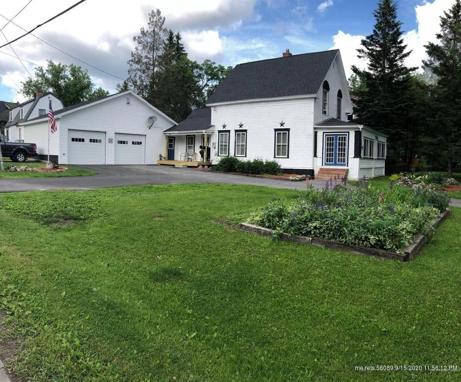 Photo of 18 Park Street, Caribou, ME 04736 (MLS # 1468388)