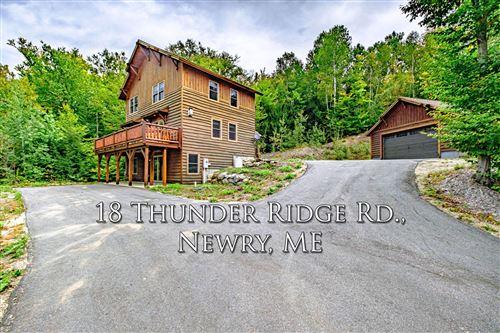 Photo of 18 Thunder Ridge Road, Newry, ME 04261 (MLS # 1510396)