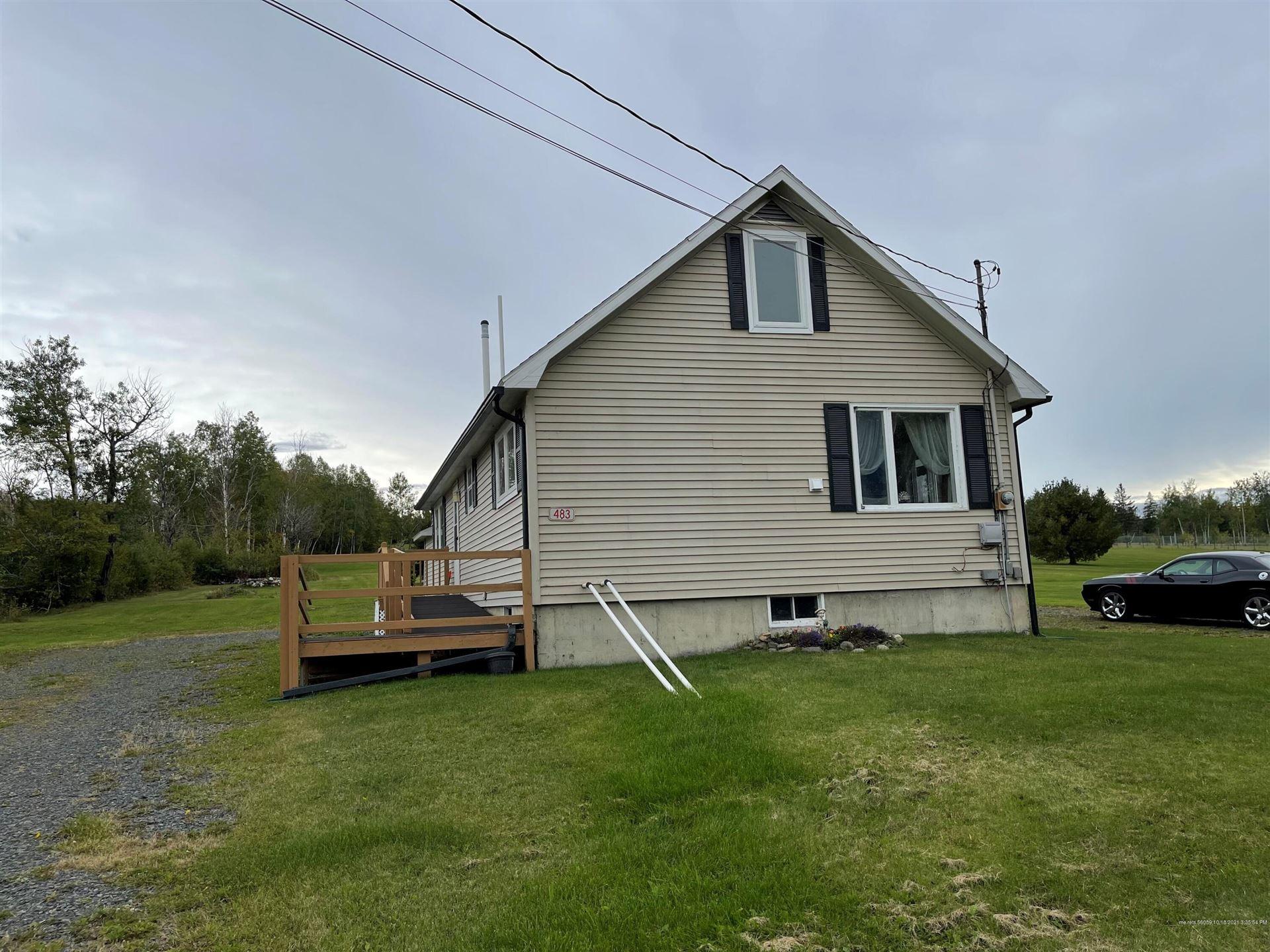 Photo of 483 Shore Road, Sinclair, ME 04779 (MLS # 1512398)