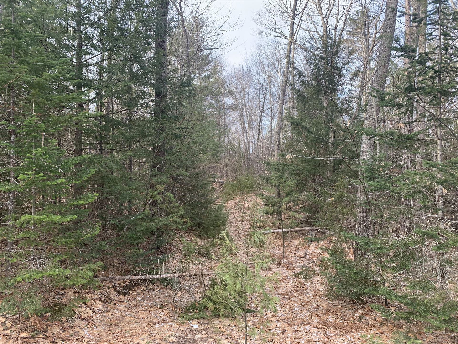 Photo of Lot 6 Hickory Drive, Woodstock, ME 04219 (MLS # 1480399)