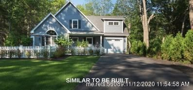 Photo of TBD Oak Ridge Terrace - Lot 11, Arundel, ME 04046 (MLS # 1474400)