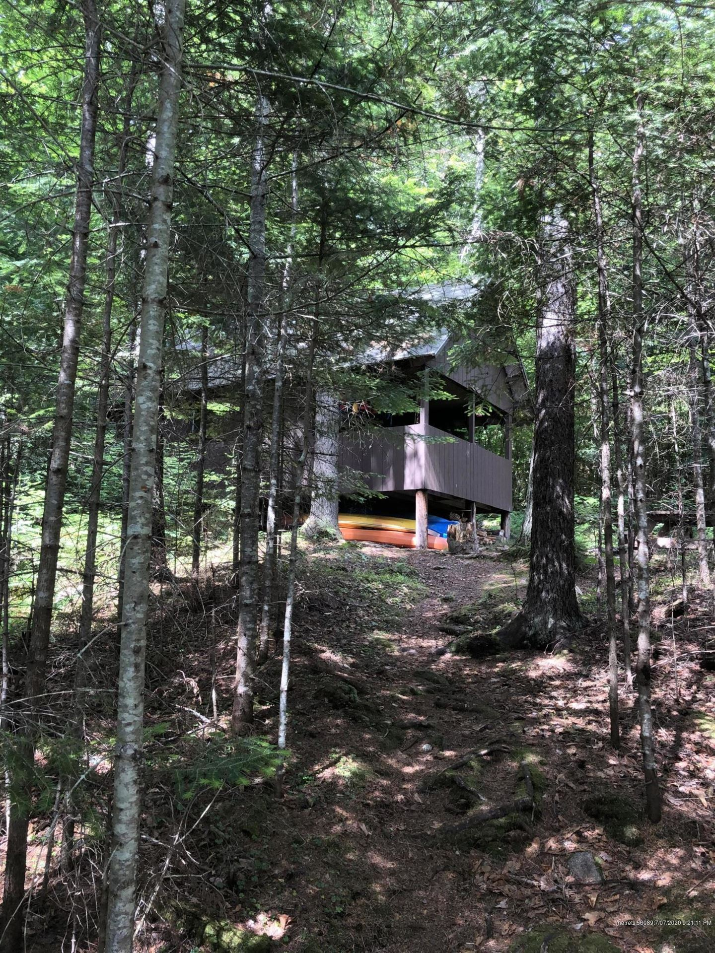 Photo of 8 Fish Pond Road, Magalloway Plt, ME 04970 (MLS # 1459400)