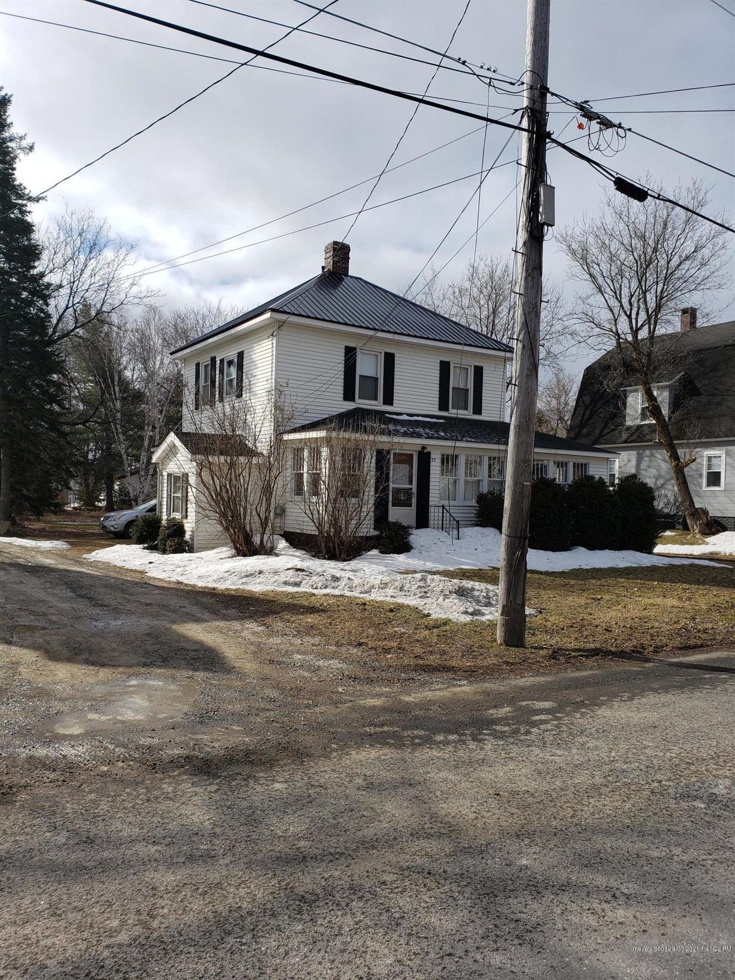 Photo of 22 Turner Street, Presque Isle, ME 04769 (MLS # 1486404)